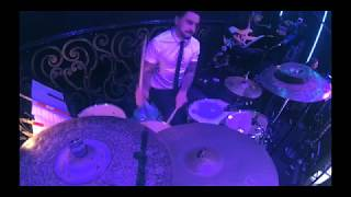 """Angel Alonso- Drumming For """"the Fly Boys"""" (april 2018)"""