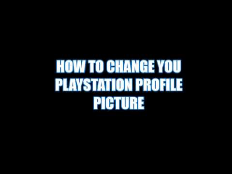 How to Change Your PlayStation Profile Picture
