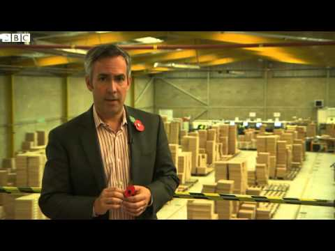 How a Remembrance Day poppy is made