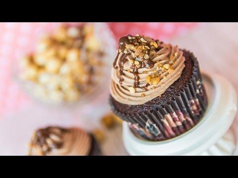 Cupcakes Triple Nutella | Quiero Cupcakes!