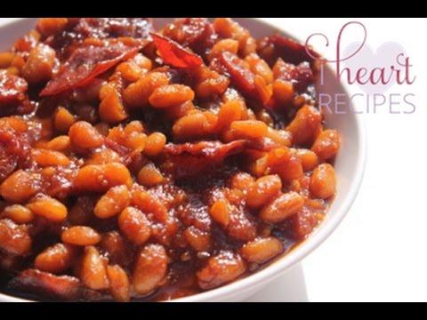 Baked Beans Recipe - I Heart Recipes
