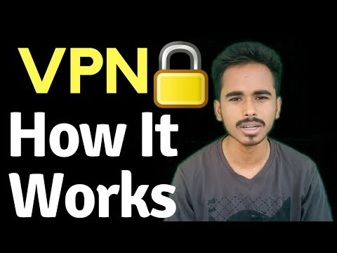 What is VPN. How it Works   Virtual Private Network