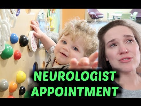 GRIFFIN'S FIRST NEUROLOGY APPOINTMENT