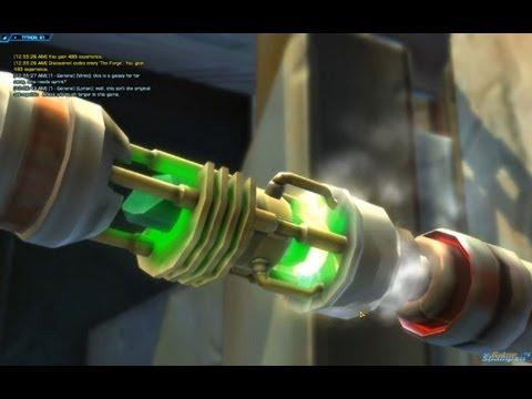 SWTOR: Constructing A Lightsaber