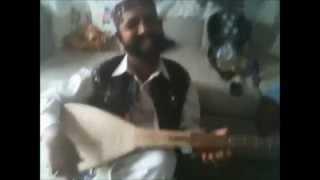 Tumburo - Balochi Musical Instrument