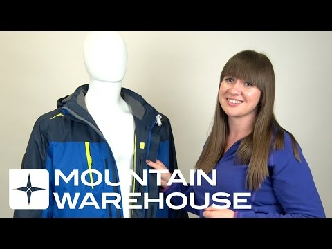Ski Jacket Features Explained by Mountain Warehouse