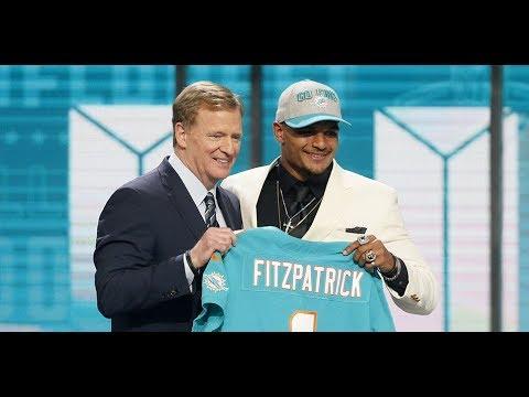 Miami Dolphins 2018 NFL Draft Recap