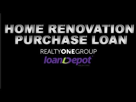Home Renovation Purchase Loan