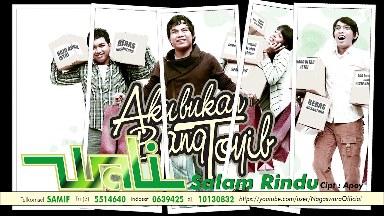Download Wali - Salam Rindu MP3 Gratis