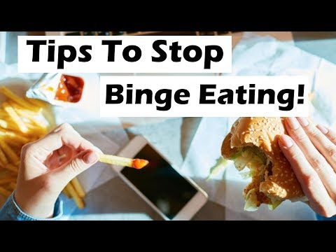 How to Get Over Food Addiction and STOP BINGING (Part 3/3)
