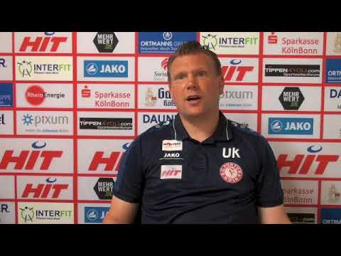 Fortuna TV - Stimmen nach dem Spiel gegen den SC Paderborn
