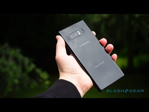 Samsung Note 8 Unboxing all you've waiting for It