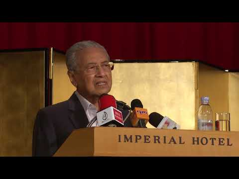 Mahathir:Be Like The Japanese And Malaysia Will Succeed