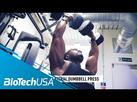 Shoulders Workout / Press Variations - Daily Routione with Ulisses - BioTechUSA