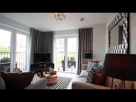 Two bedroom show flat at Barratt @ The Gyle | Edinburgh