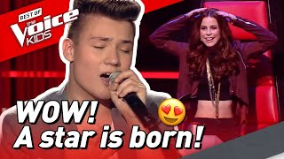 14yearold Gives Unforgettable Audition In The Voice Kids