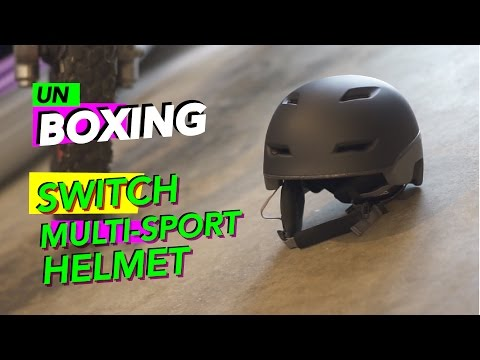 UNBOXING - Demon Dirt Switch Multi-Sport Helmet (with Audio)