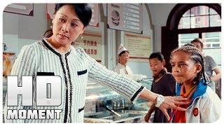 Первый день в школе - Каратэ-пацан (2010) - Момент из фильма