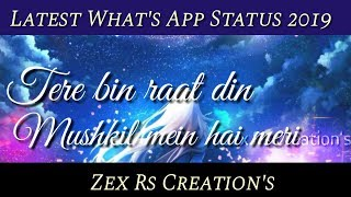 Neeinden Aj kl | Latest What'sApp Status | Latest status | Zex Rs Creations