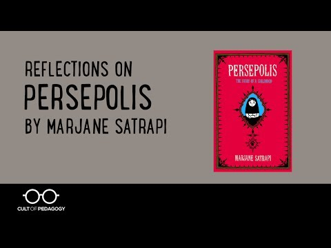 Reflections on Persepolis, by Marjane Satrapi