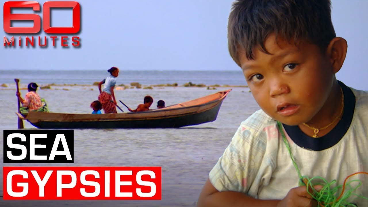 Meet the ocean nomads of the South Pacific | 60 Minutes Australia