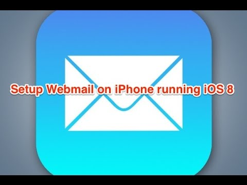 How to Setup Webmail on iPhone, iPad running iOS 10 and Earlier Versions?