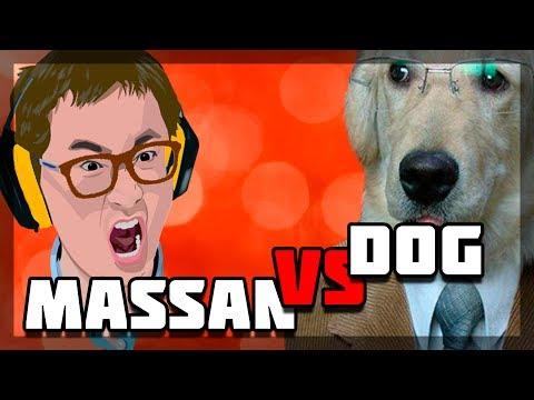 Hearthstone - MaSsan vs Dog