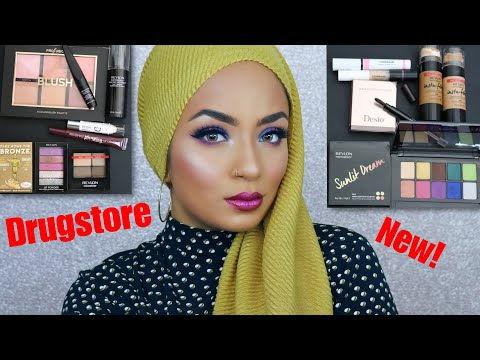 First Impressions! Revlon; Covergirl; Profusion; The Balm; & Desio Contacts