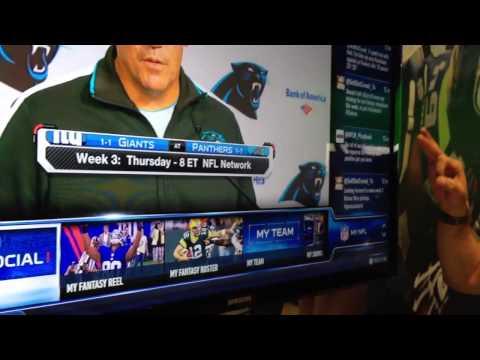 Xbox One NFL App (E3)