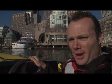 Boston Mini Speed Boats for HUFFINGTON POST