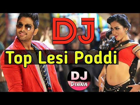 Xxx Mp4 Top Lesi Poddi Dj Song Tapori King DJ Dinna Remix Iddarammayilatho Telugu DJ Song DJ Dinna 3gp Sex