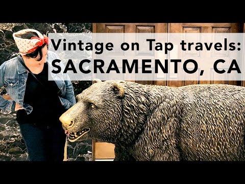 TRAVEL VLOG: Sacramento!   Vintage on Tap