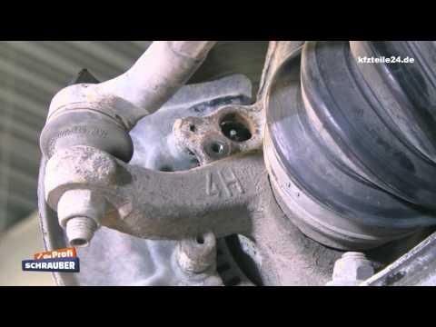 ABS Sensor wechseln - VW Golf 4 [TUTORIAL]