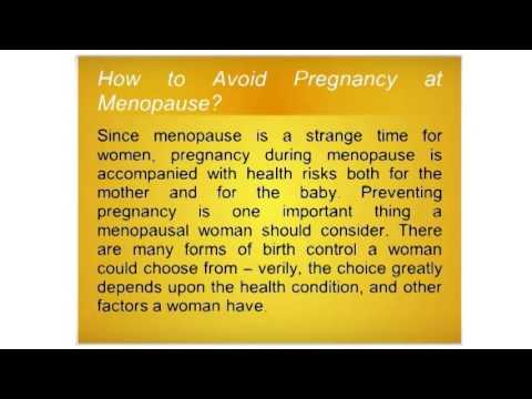Giving Birth after Menopause: How Is It Possible