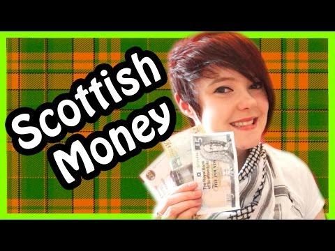 Scottish / British Money ( Currency )