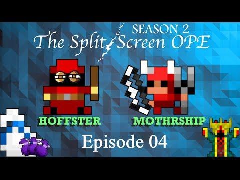 DOOM BOW! SplitScreen OPE CHALLENGE S2 E4 (RotMG Organized Player Experience)