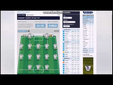 How to create a fantasy football team? PART1 - Join a league