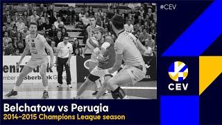FULL MATCH: Sir Safety PERUGIA vs PGE Skra BELCHATOW - 2015 #CLVolleyM Playoff 6
