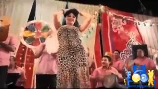 رقص صافينار علي أغنية على رمش عيونها