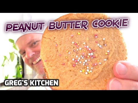 HOW TO MAKE PEANUT BUTTER COOKIES - Greg's Kitchen