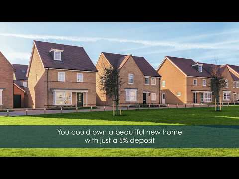 Help to Buy scheme explained by David Wilson Homes