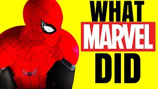 Download What Makes Spider-Man: Far From Home Spectacular Video