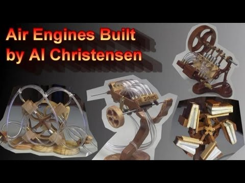 Air Engines Built by Al