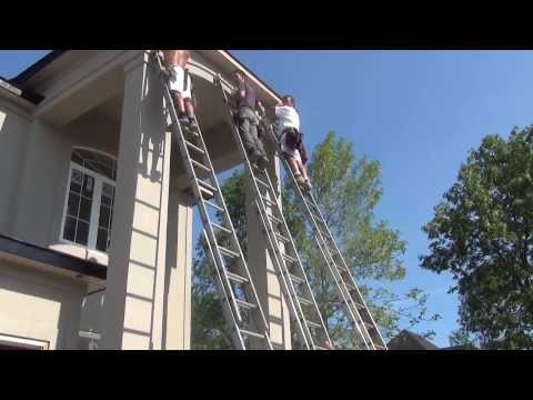 How to Build a House: Installation of Eavestrough, Soffits & Fascia Ep 52