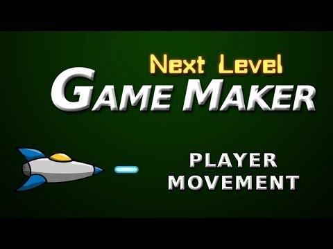 Game Maker Tutorial - 'Side Scroller' 2