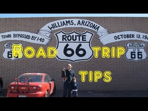 Road Trip Tips: 10 Road Trip Essentials
