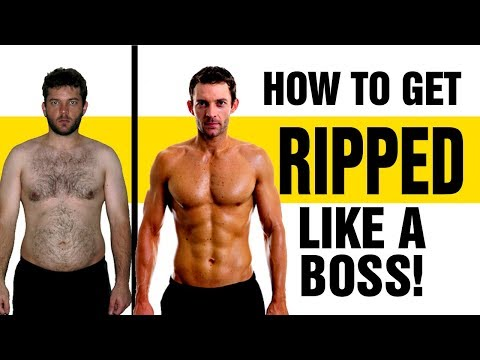 This Is What I used To Get Ripped and Lose 100lbs - 6 pack Abs - Lose Belly Fat - Sixpack Factory