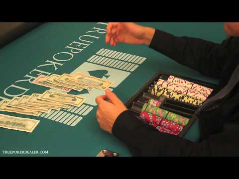 How to Deal Poker - Buy Ins (Part 2 of 2)