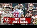 Live 49ers Jimmy Garoppolo Thriving At OTAs Nick Bosa Hurting Jimmie Ward Out 8 12 Weeks