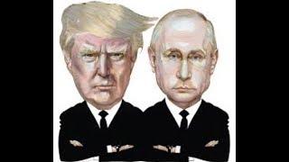 Trump & Putin Take On The New World Order (Illuminati) And Media